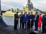 豪仏「潜水艦計画破棄」の影響