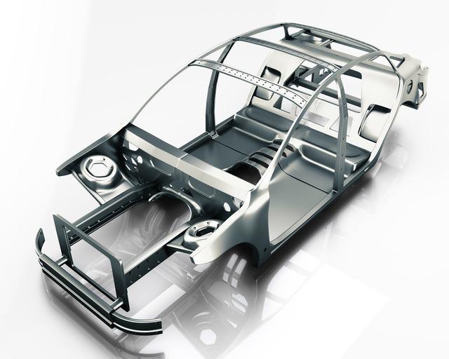 車のフレームイメージ画像
