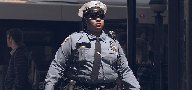 デブの警察