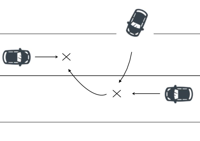 交通事故慰謝料:事例1