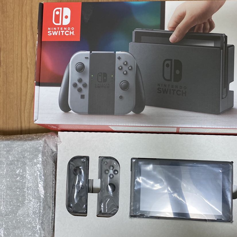 値引可【人気ソフト3付き】NintendoSwitch本体