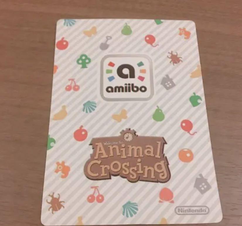 【新品・未使用】amiiboカード ペーター アミーボカード