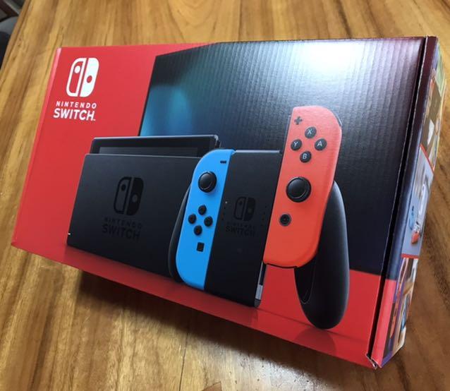 【未開封】Nintendo Switch