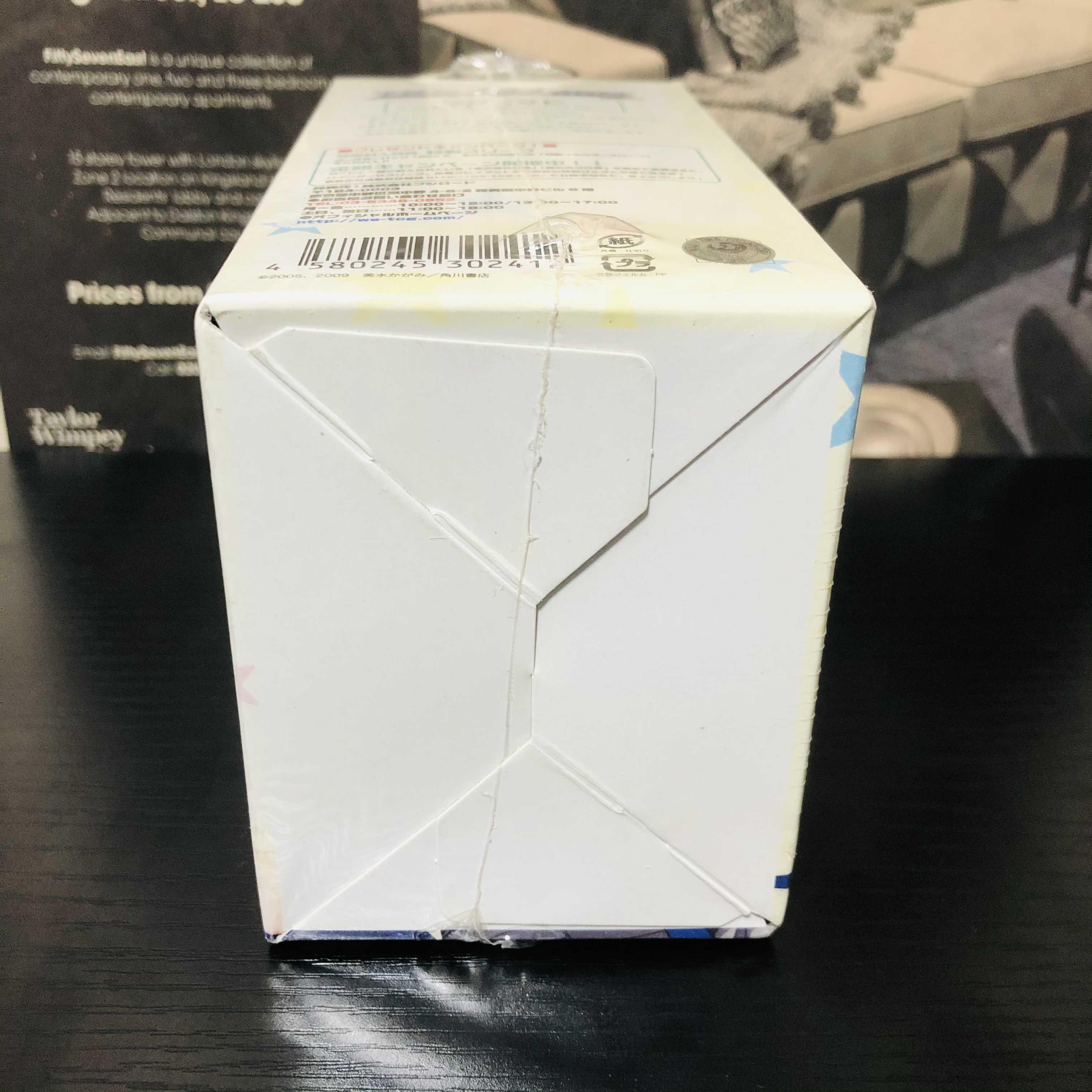 【レア未開封】 ヴァイスシュヴァルツ らき☆すた BOX らきすた ヴァイス