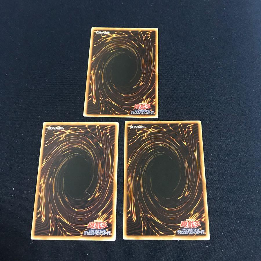 遊戯王 剣闘獣ダリウス 3枚セット