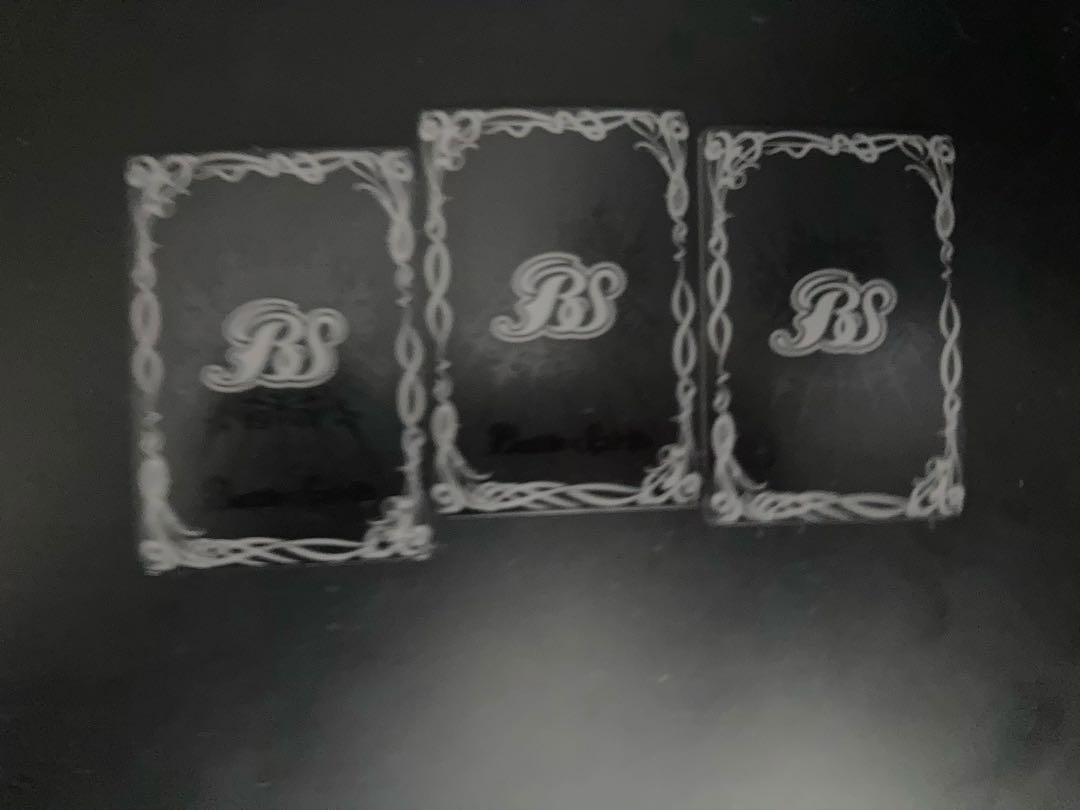 バトスピ バトルスピリッツ 血塗られた魔具 リバイバル 3枚セット