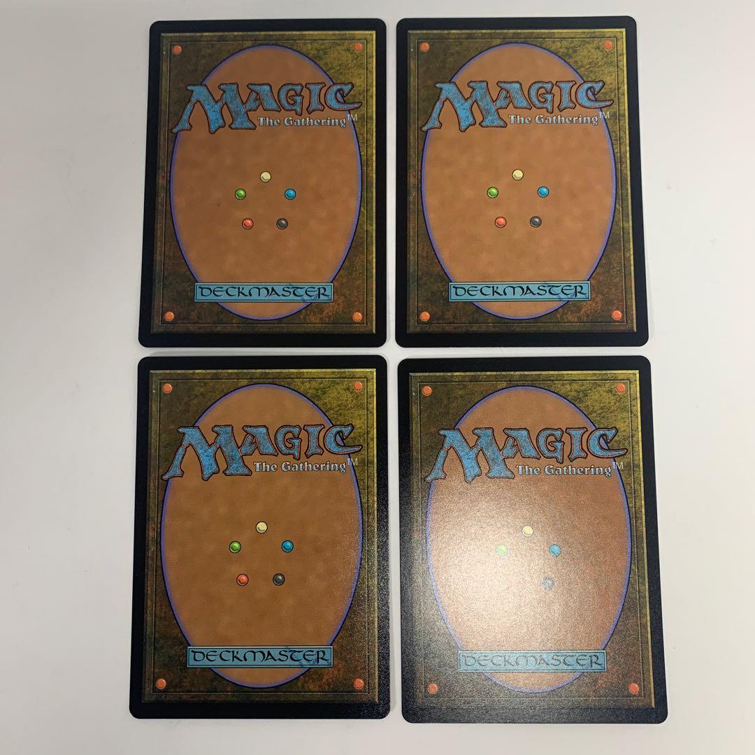 暗黒の儀式 すべそれ付録プロモカード4枚セット