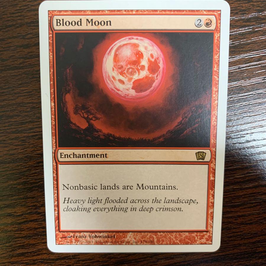Blood Moon(8ED)