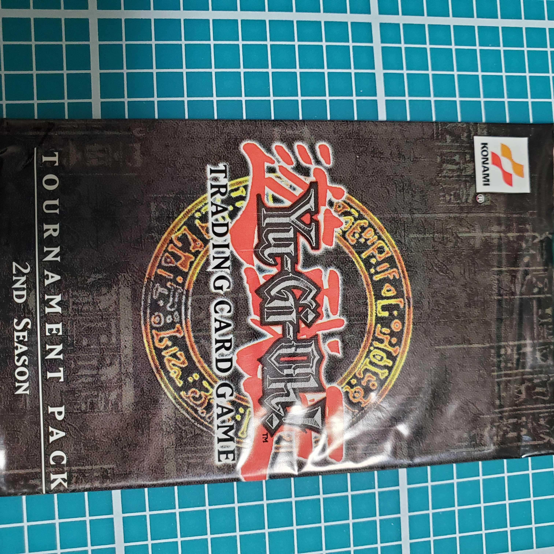 【希少 海外】遊戯王  Tournament Pack2 トーナメントパック2
