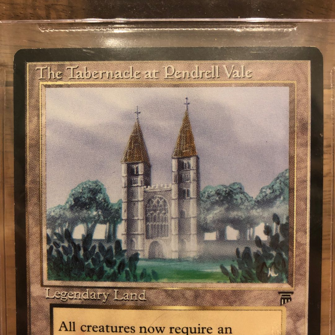the tabernacle at pendrell vale BGS8.5英語