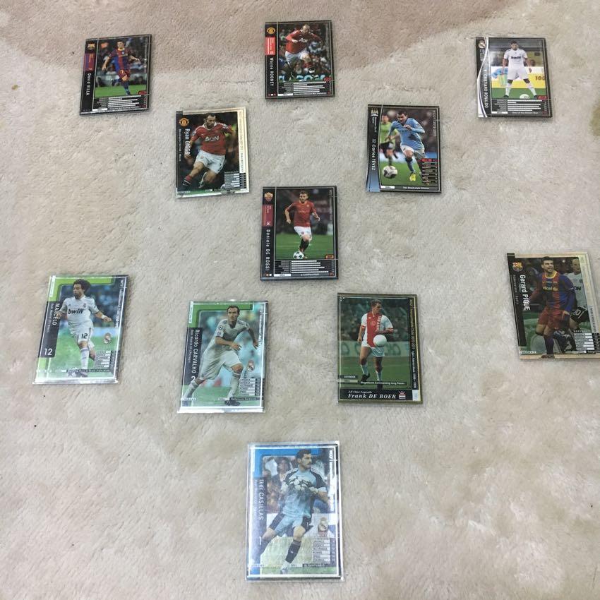 サッカーカードゲーム  WCCF