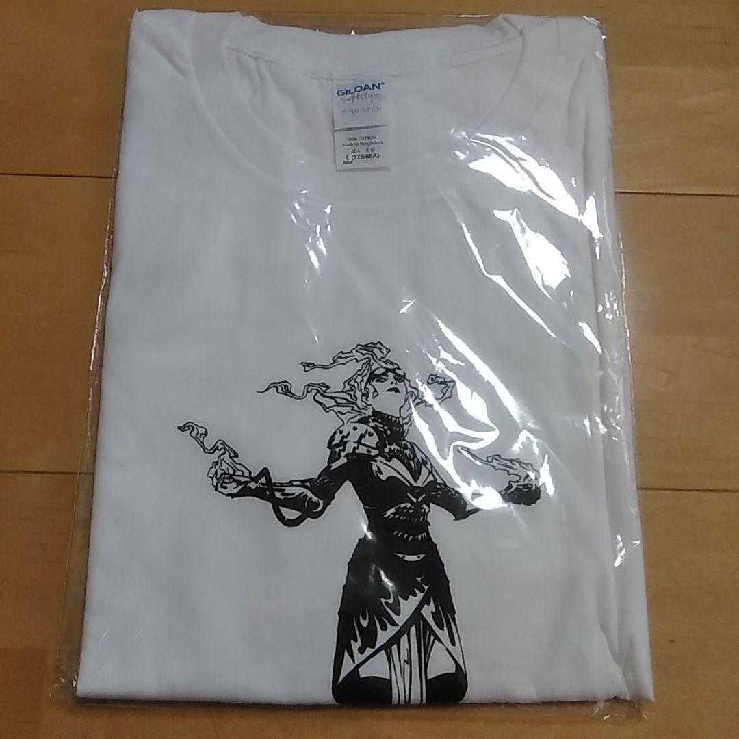 限定 未使用 Tシャツ マジックザギャザリング チャンドラ MTG