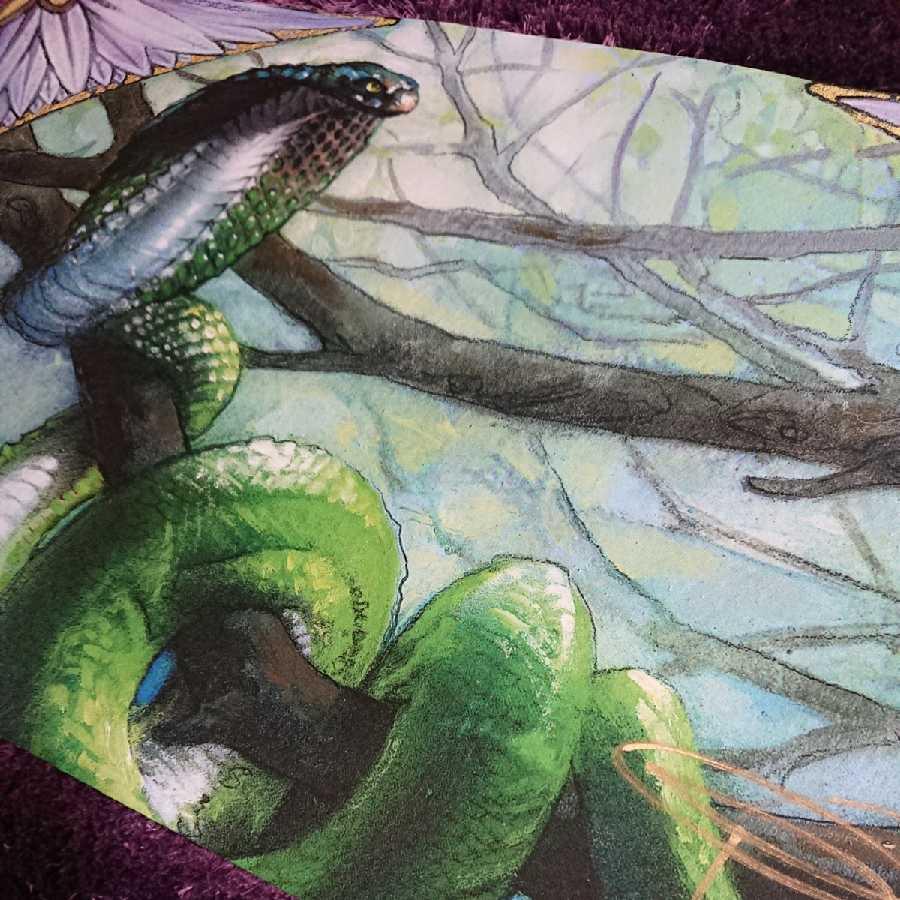 水蓮のコブラ GPプロモ版 サイン入りプレイマット