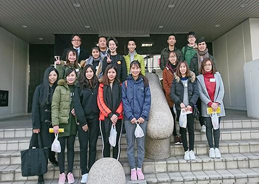 工場見学から日本の生産現場を実感