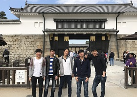 社員旅行でゆっくり京都めぐり