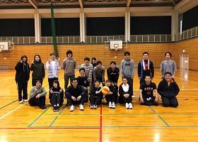社内ソフトバレーボール大会開催