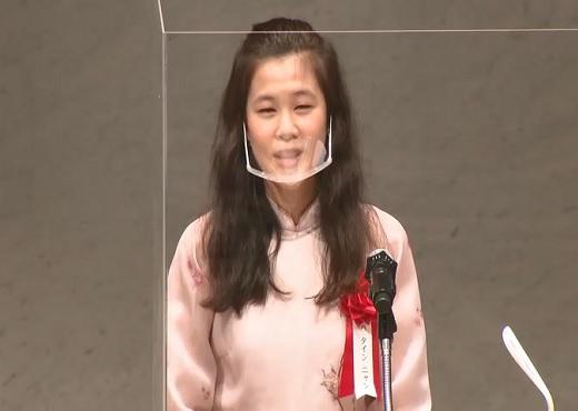 最優秀賞受賞者作品発表 ハ タイン ニャンさん