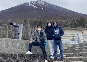 富士山観光で感動