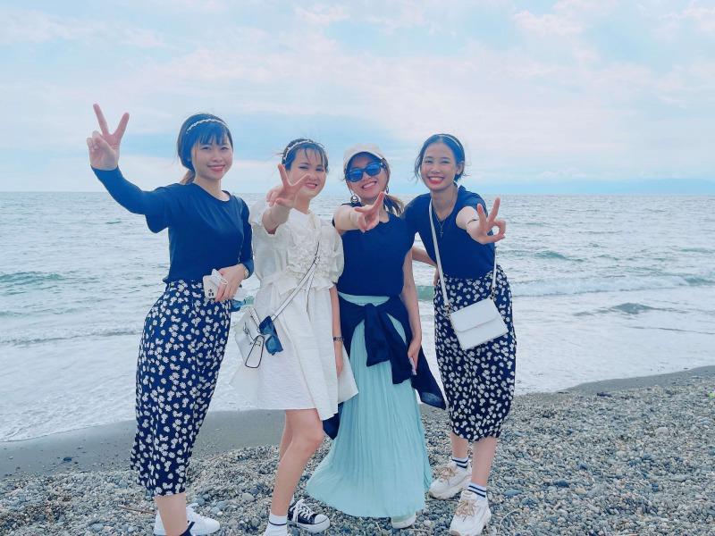 日本での思い出作り