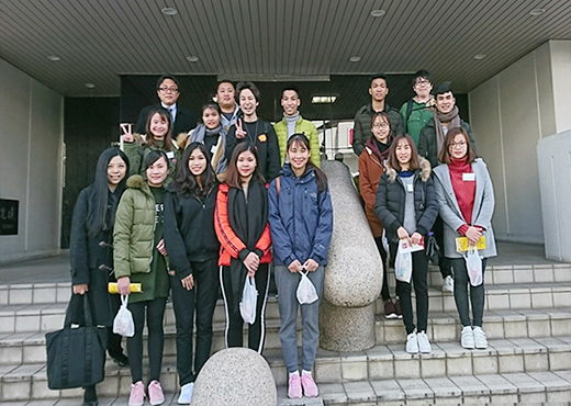 Impressions of a Japanese Production Site during a Plant Tour
