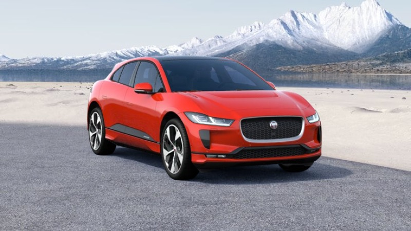 I-PACE 5ドア SUV First Edition (MY19)