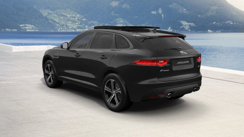 F-PACE 5ドア SUV Special Edition (MY20)