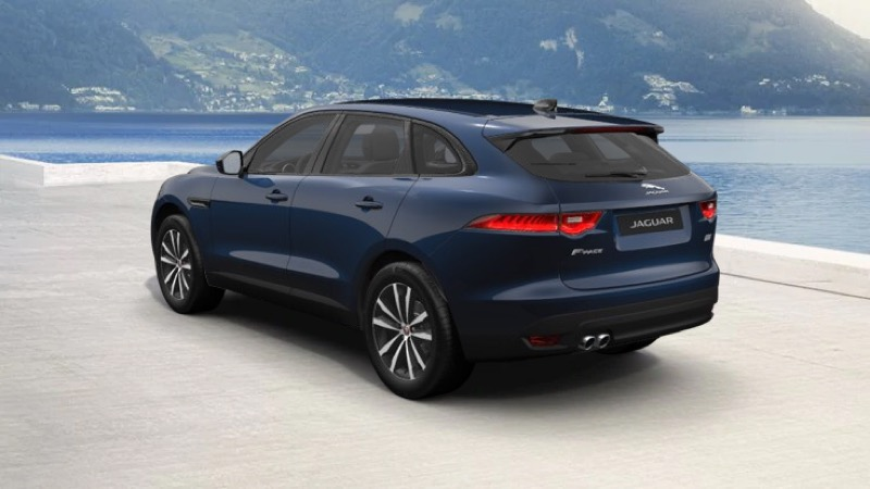 F-PACE 5ドア SUV Prestige (180PS) (MY20)