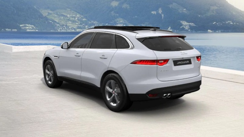 F-PACE 5ドア SUV Pure (180PS) (MY20)