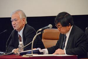 国際通貨研究所理事長 渡辺博史 写真 3