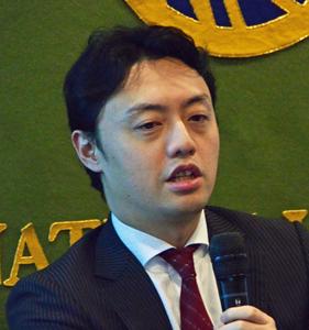 松尾豊 東京大学大学院工学系研究科特任准教授  「AIと日本企業の競争力」 写真 2