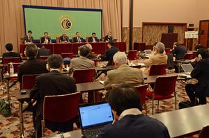 中国経済学者代表団 写真 7