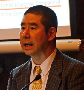「北朝鮮の核とミサイル」古川勝久国連北朝鮮制裁委員会元専門家メンバー 写真 2
