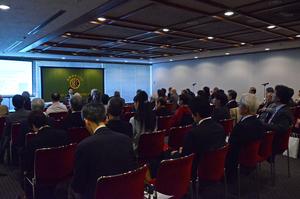 松尾豊 東京大学大学院工学系研究科特任准教授  「AIと日本企業の競争力」 写真 3