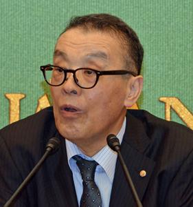 著者と語る 永野健二・ジャーナリスト『バブル―日本迷走の原点―』 写真 2