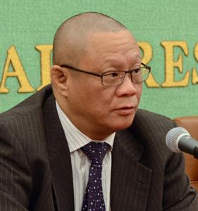 中国経済学者代表団 写真 3