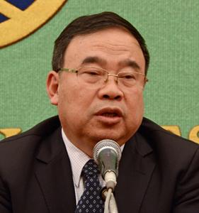 中国経済学者代表団 写真 4