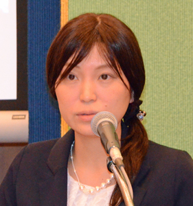 国境なき医師団日本 会見 写真 1