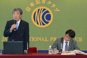 「チェンジ・メーカーズに聞く」㉑ 松本晃 カルビー代表取締役会長兼CEO 写真 3