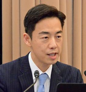研究会「韓国大統領選挙と新政権の課題」西野純也 慶應大学教授 写真 2