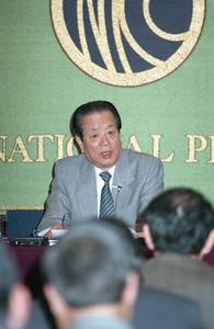 副首相兼外相 銭其琛 写真 1