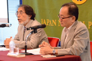 著者と語る『日本の戦略外交』鈴木美勝 ジャーナリスト 写真 3