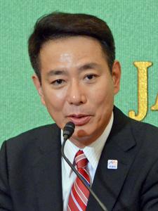 民進党代表選立候補者討論会 写真 2