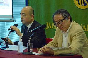 片山和之 在上海総領事 著者と語る『対中外交の蹉跌 上海と日本人外交官』 写真 3