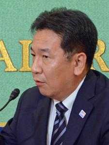民進党代表選立候補者討論会 写真 3