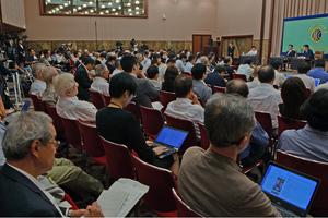民進党代表選立候補者討論会 写真 5