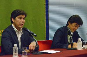 ケビン・デリオン 米カリフォルニア州上院議長 写真 3