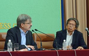 ハンス・カール・フォン・ヴェアテルン 駐日ドイツ大使 会見 写真 3