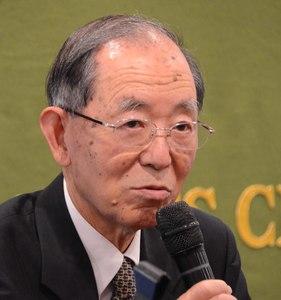 著者と語る『戦争の大問題』 丹羽宇一郎 元中国大使 写真 2
