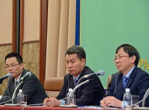 「2期目の習体制」(2)アジアの変化と中国の役割 呉心伯 復旦大学国際関係学院副院長 写真 1