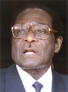 首相 ロバート・ムガベ 写真 1